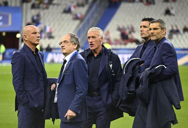 Fransız futbolculardan Türkiye maçı yorumu - Haberler