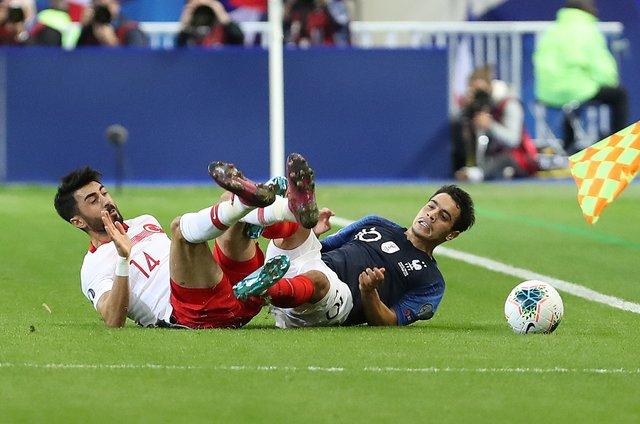 Fransa-Türkiye maçının Fransız basınında yankıları - Haberler
