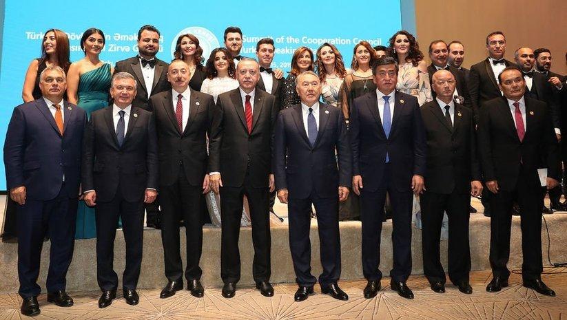 Türk Konseyi'nden 'Barış Pınarı'na destek