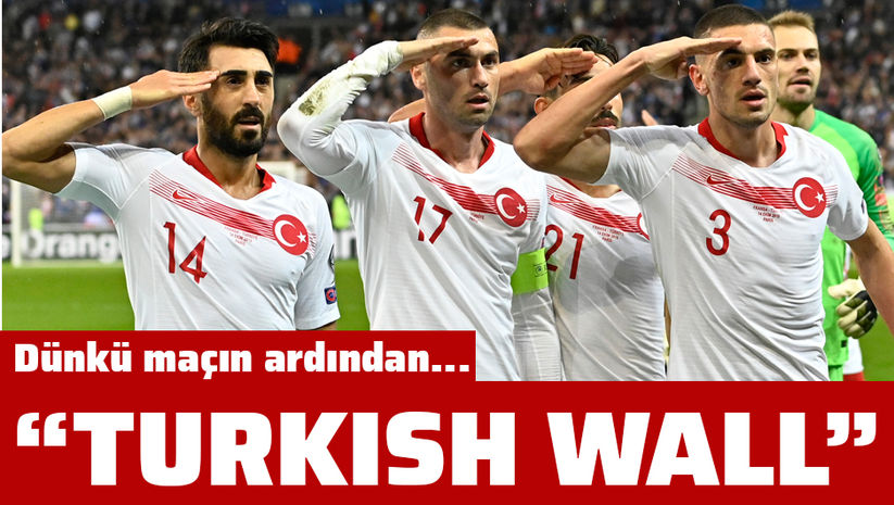"""Turkish wall"""