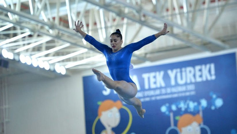 Tutya Yılmaz cimnastiği bıraktı!
