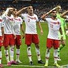 UEFA'DAN ASKER SELAMINA SORUŞTURMA!