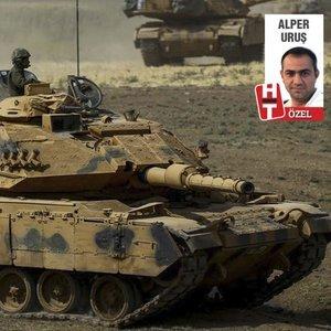 Suriye'nin kuzeyi Münbiç'te küresel oyun!