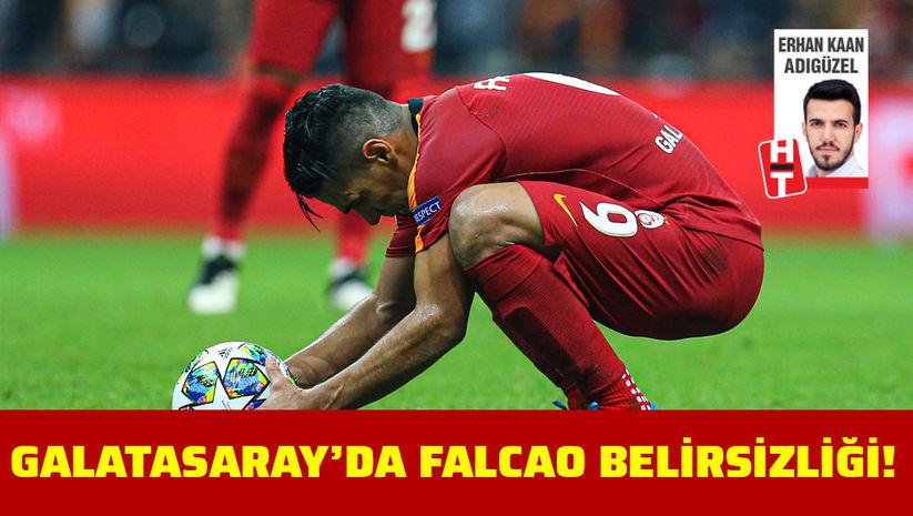 Falcao, Sivasspor'a zor!