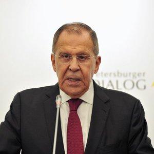 Lavrov: DEAŞ'ın yayılmasından Avrupa sorumlu