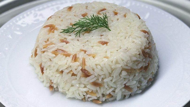 Şehriyeli pirinç pilavı tarifi, nasıl yapılır? (Yemekteyiz)