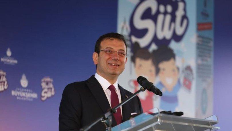 İmamoğlu, 'İstanbul Halk Süt' dağıtımı uygulamasını başlattı - Haberler | Gündem Haberleri