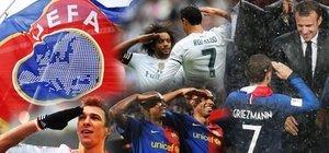 UEFA'nın iki yüzü!