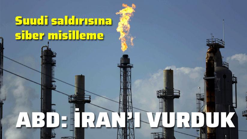 ABD'den İran'a siber saldırı
