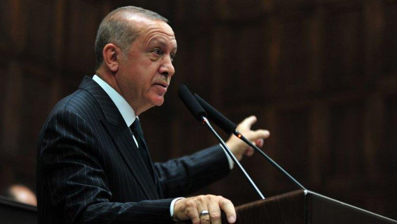 Recep Tayyip Erdoğan son dakika