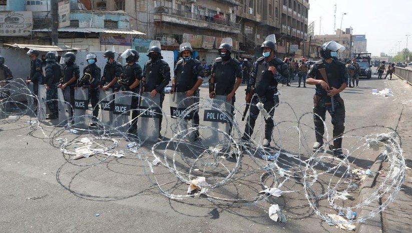 'Keskin nişancılar göstericilere ateş açtı'