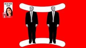 Donald Trump tam İkizler!