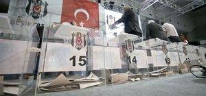 Beşiktaş'ta 1 aday seçimden çekildi