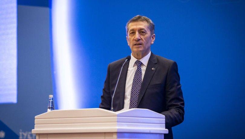 MEB Bakanı Ziya Selçuk