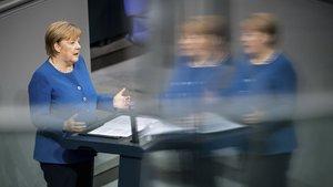 Merkel'den Ankara'ya operasyon çağrısı