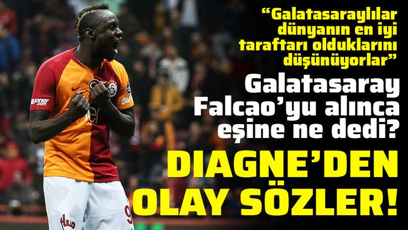 Diagne'den olay sözler!