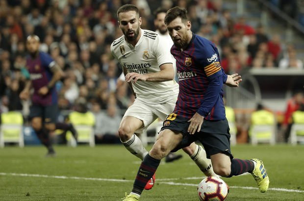 El Clasico ertelendi (Barcelona - Real Madrid)