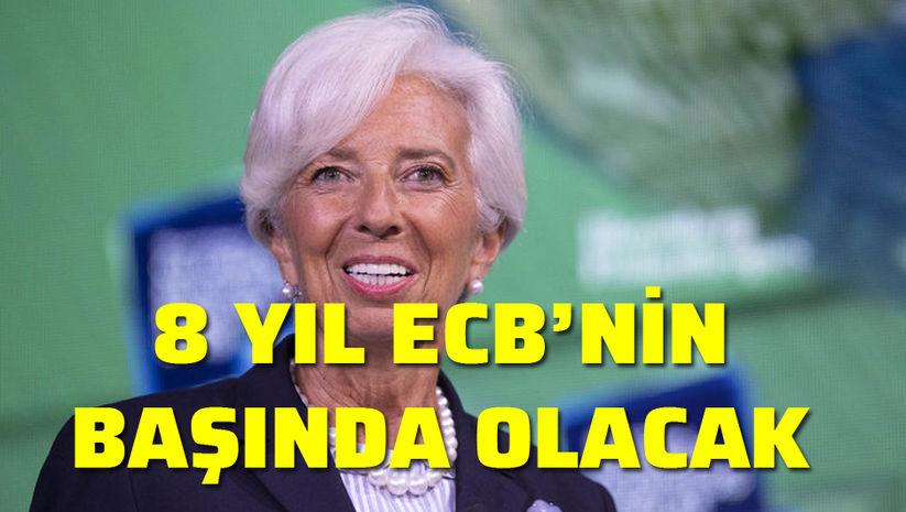 8 yıl ECB'nin başında olacak