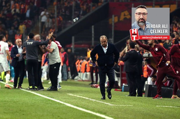 Serdar Ali Çelikler: Galatasaray'ın oyun planı yok