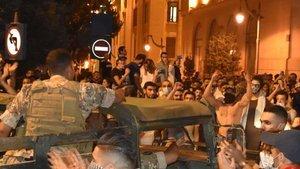 Lübnan'da gerginlik