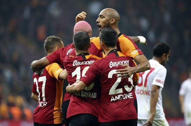 Sezonun en iyi Galatasaray'ı!