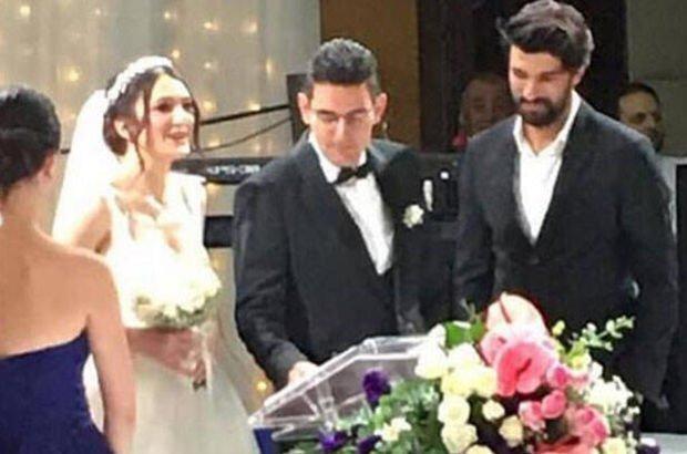 Kardeşini evlendirdi