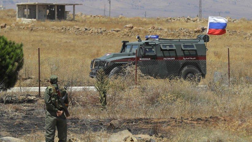 Rus yetkililer Suriye'de Esad'la görüştü