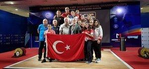 Gamze Karakol, Avrupa şampiyonu oldu