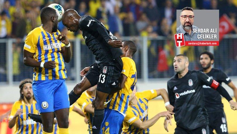 Ankaragücü - Beşiktaş maçı