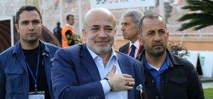 Adana Demir'de Sancak görevi bırakıyor