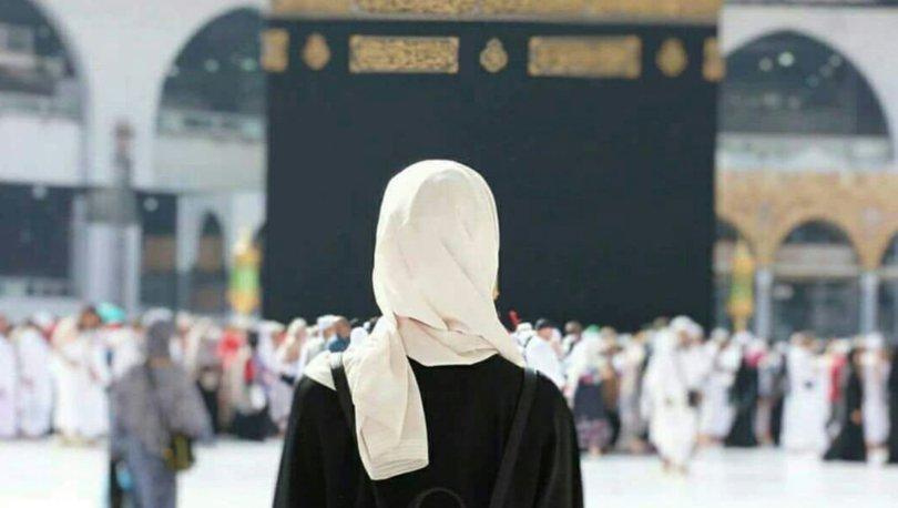 Suudi Arabistan'da kadın