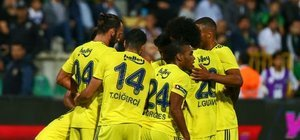 Fenerbahçe kendine geldi!