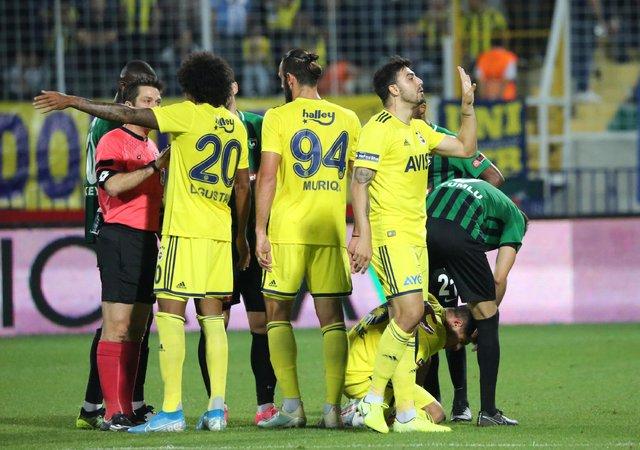 Denizlispor - Fenerbahçe maçının yazar yorumları
