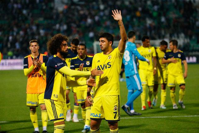 Fenerbahçe sil baştan zirveye! FB haberleri