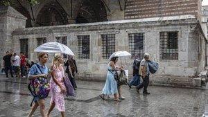 İstanbul'da bu hafta havalar nasıl?