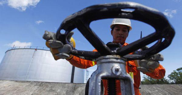 Brent petrolün varili 59,21 dolar