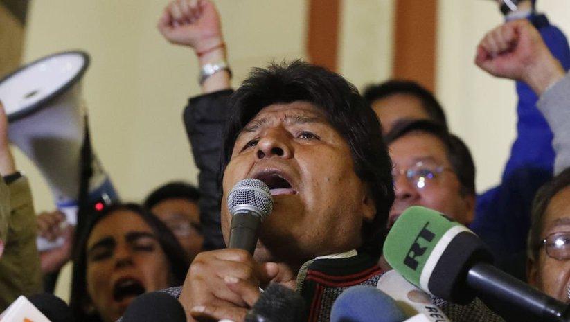 Morales'in kaderi Aralık'ta belli olacak