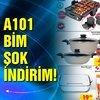 BİM,A101,ŞOK aktüel ürünler kataloğu!