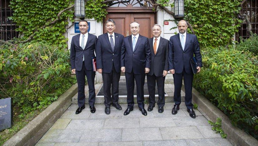 Galatasaray ve Boğaziçi'den ortak teknopark