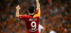 Falcao, Real karşısında yok!