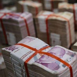 Merkezi yönetim brüt borç stoku 1 trilyon 239,2 milyar lira
