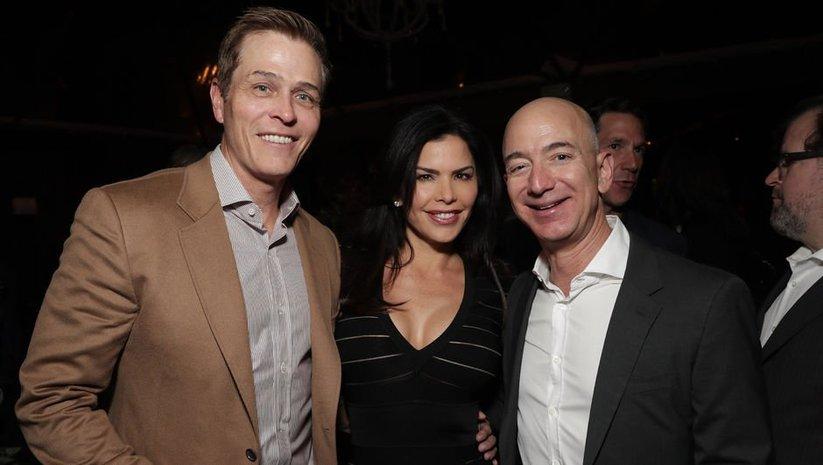 Bezos'un sevgilisi de boşanıyor