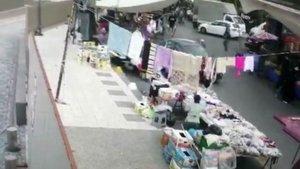 Facia gibi olay! Kadıköy'de pazar yerinde 8 yaralı