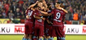 Trabzonspor'da rota Avrupa Ligi