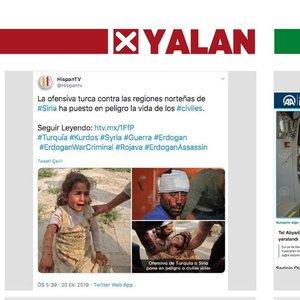 İran televizyonunun karalaması boşa çıktı