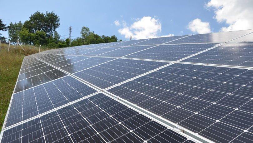 Güneş enerjisiGüneş enerjisi