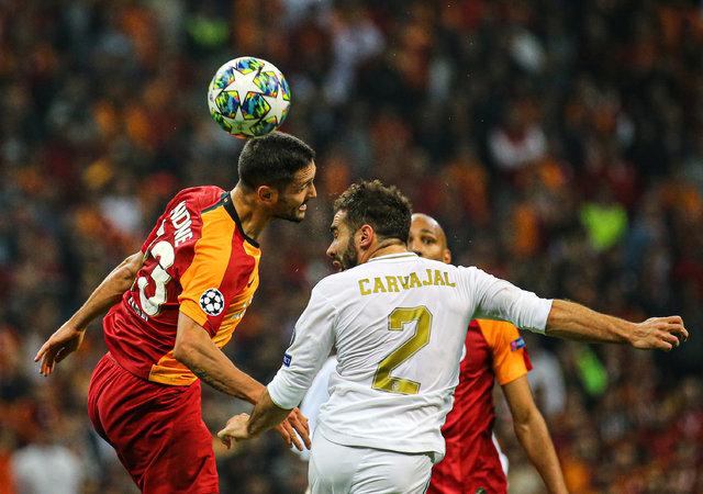 Galatasaray - Real Madrid maçı yazar yorumları! Serdar Ali Çelikler: 4 net pozisyona 27 pozisyon