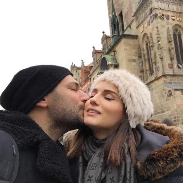 Murat Yıldırım eşi Iman Elbani'nin yeni yaşını kutladı - Magazin haberleri