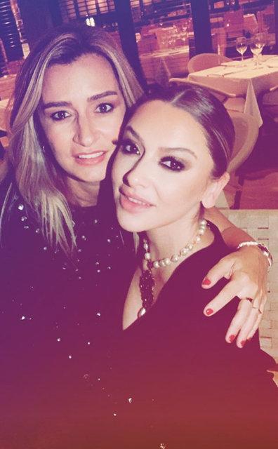 Hadise 34. yaşını yakın dostlarıyla kutladı - Magazin haberleri Instagram