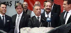 Beşiktaş'ta büyük kenetlenme